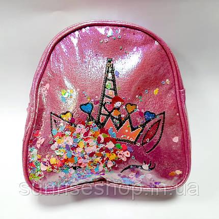 Детский рюкзак UNICORN, фото 2