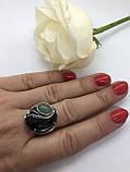 Комплект серебряных украшений Новый Якобз от Ирида-В, фото 2