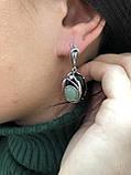 Комплект серебряных украшений Новый Якобз от Ирида-В, фото 4