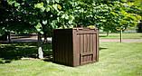 Компостер Keter Deco Composter with Base 340 L ( компостер садовый ), фото 2