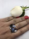 Комплект серебряных украшений Салерно от Ирида-В, фото 3