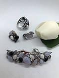 Комплект серебряных украшений Салерно от Ирида-В, фото 2