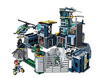Конструктор Полицейский участок типа ЛЕГО Qman 1925Q аналог LEGO City Police на 961 детали от 6 лет