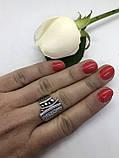 Комплект серебряных украшений Эльдорадо от Ирида-В, фото 3