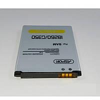 Аккумуляторная батарея для телефона Aspor Premium Samsung G350/i8260 1500mAh, 3,8V, аккумулятор Aspor