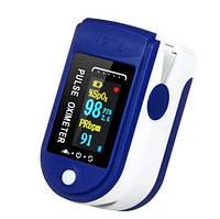 ПульсОксиметр датчик пульса кислорода медицинский в крови на палец pulseOximeter пульсометр оксометр Wlx501