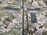 Тактична куртка з капюшоном софтшелл Pixel розмір L (5000HX), фото 3