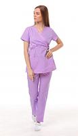 Медицинский костюм Манила лаванда