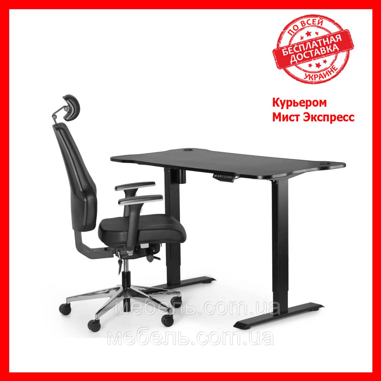 Компьютерный стол со стулом Barsky BSU_el-03+ST-01 VR Health Care, рабочая станция