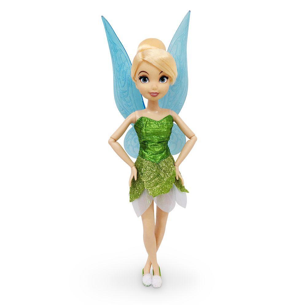 Классическая Кукла Дисней Фея Динь-Динь Disney Tinker Bell Classic Doll Peter Pan