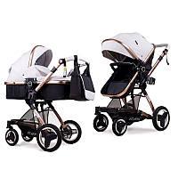 Детская коляска-трансформер 2 в 1 Nino s Bono