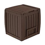 Компостер Keter Deco Composter with Base 340 L ( компостер садовый ), фото 5