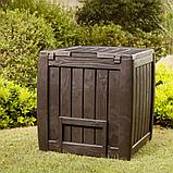 Компостер Keter Deco Composter with Base 340 L ( компостер садовый ), фото 8