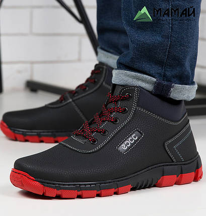 Ботинки мужские высокие -20°C, фото 2