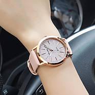 Женские наручные часы Yaloko розовые, фото 2