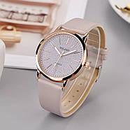 Женские наручные часы Yaloko розовые, фото 4