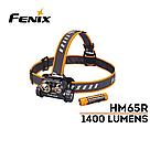 Набор налобный фонарь Fenix HM65R 1400 люмен встроенный USB+ мини фонарь Fenix E01 V2.0, фото 2