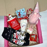 """Подарок для девушки девочки от WowBoxes """"Christmas Box 2"""""""