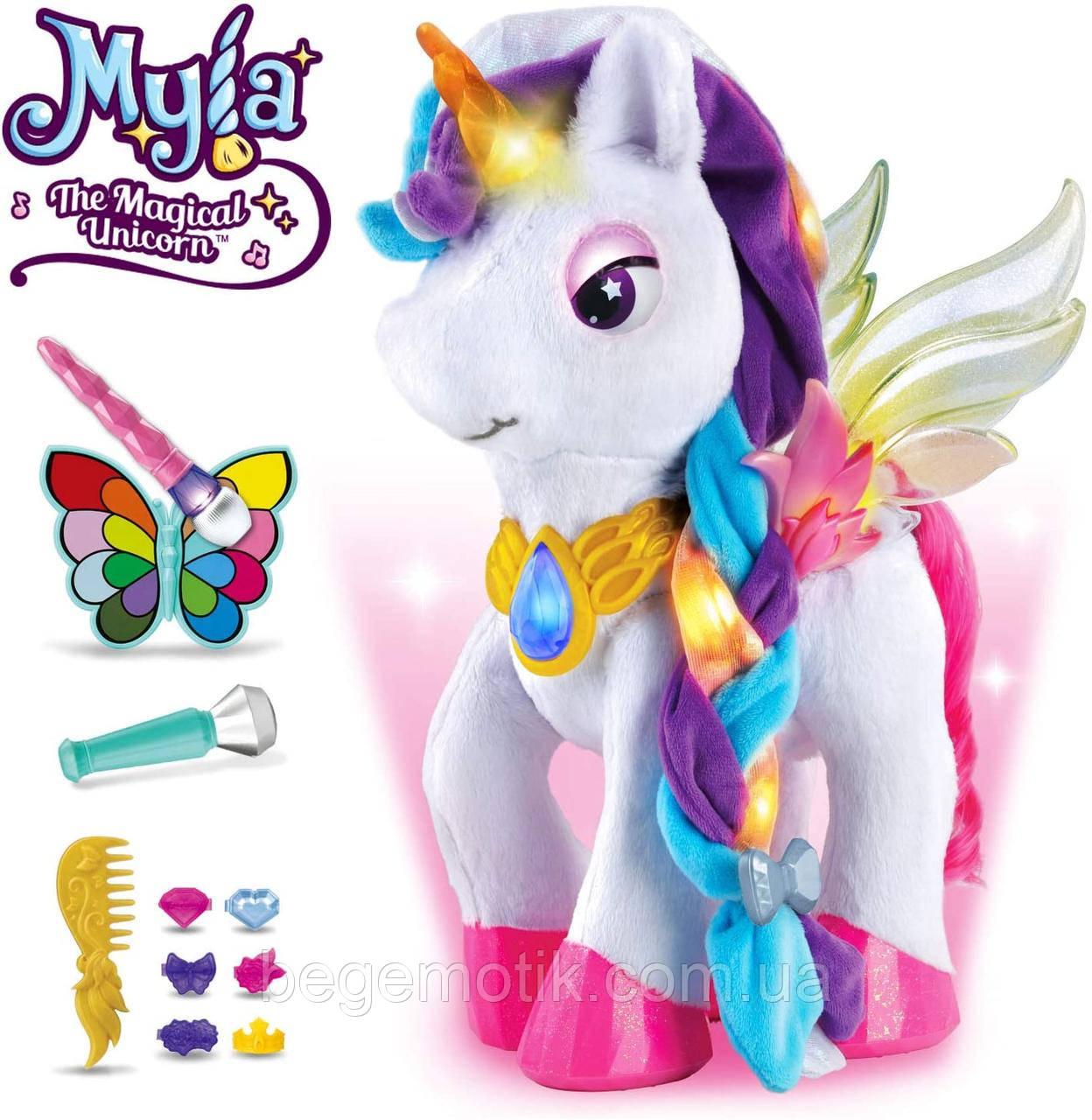 VTech Волшебный интерактивный единорог Мила Myla the Magical Unicorn