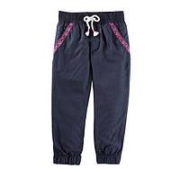 Летние штаны для девочки 12-18 мес Oshkosh