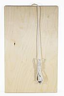 Панель обогреватель, Трио, инфракрасный теплый пол, 50W, QSB панель, с подогревом Трио 01601