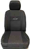 Чехлы Шевроле Авео 2002-2011 седан Авточехлы на сидения Chevrolet Aveo 2002-2011 Nika модельный комплект