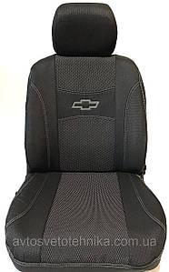 Автомобільні чохли Шевроле Авео 2002-2011 седан Авточохли Chevrolet Aveo 2002-2011 Nika модельний комплект