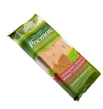 Хлібці з пророщених зерен, житні, Росток, 120г