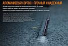 Набор налобный фонарь Fenix HM65R 1400 люмен встроенный USB+ мини фонарь Fenix E01 V2.0, фото 9