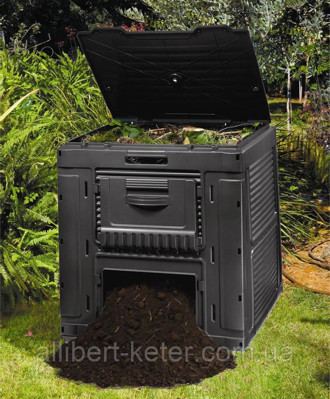Компостер Keter E-Composter Without Base 470 L ( компостер садовый )