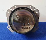 Переходная рамка для установки Bi-Xenon G5 линз в фары Renault Premium, фото 2
