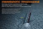 Набор налобный фонарь Fenix HM65R + мини фонарь Fenix E01 V2.0, фото 9