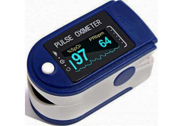 Пульсоксиметр Pulse Oximeter (пульсометр)