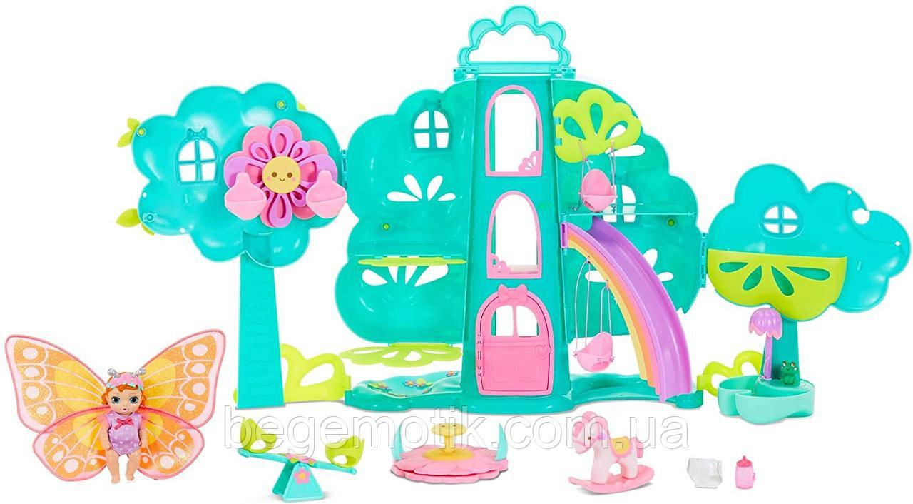 Домик на дереве Беби Борн Baby Born Surprise Treehouse Playset with 20+ Surprises and Exclusive Doll