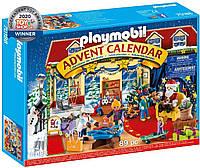 Плеймобил Адвент календарь Рождество в магазине игрушек  Playmobile Advent Calendar Christmas Toy Store 70188, фото 1