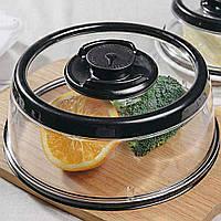 Вакуумная крышка 18см Vacuum Food Sealer, фото 1
