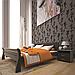 Кровать деревянная Ретро-1 односпальная, фото 2