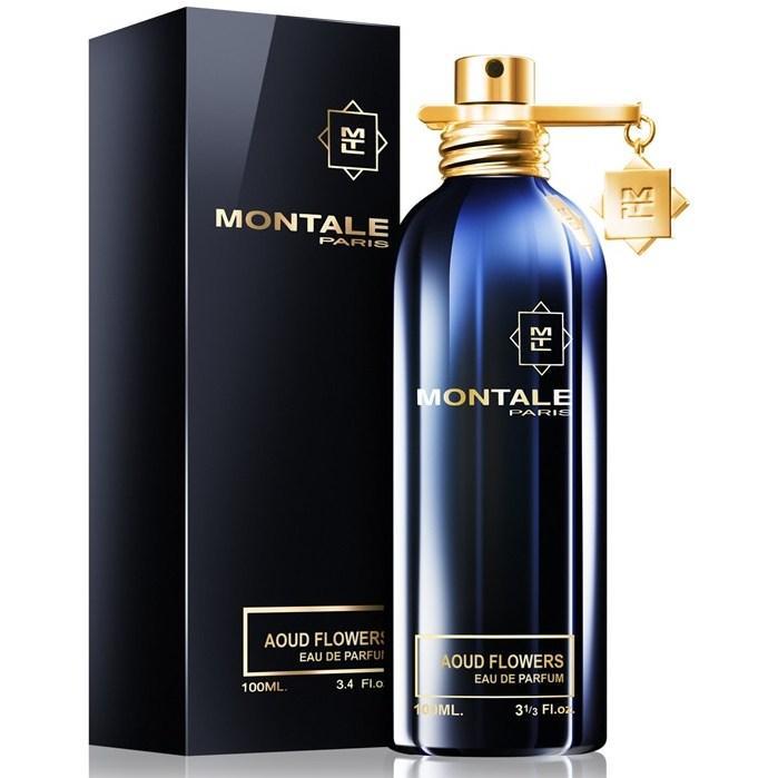 Оригинал мужская парфюмированная вода Montale Aoud Flowers