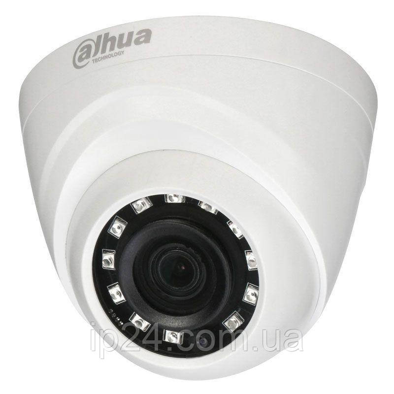DH-HAC-HDW1200RP (2.8 ММ) 2 Мп HDCVI видеокамера
