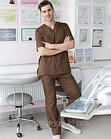 Медицинский мужской костюм Гранит