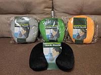 Гипоаллергенная ортопедическая подушка под шею 30*29 см, фото 1