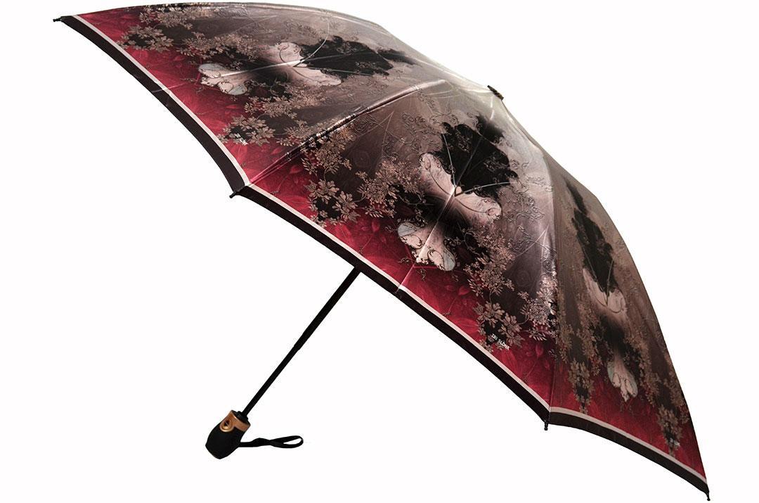 Женский зонт Три Слона ( полный автомат ) арт. L3800-01