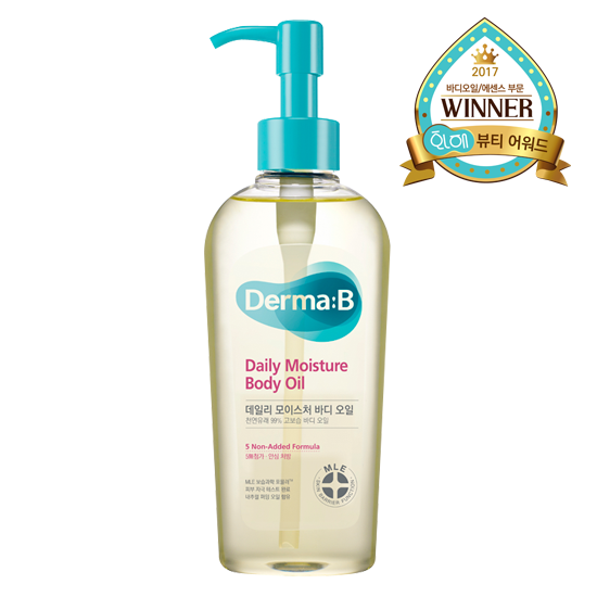 Derma-B Daily Moisture Body Oil Масло для тела, 200 мл