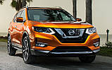 Противотуманные LED фары Nissan rogue   x trail 2017-, фото 6