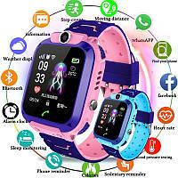 Детские смарт часы SKMEI BOZLUN W23 Smart Watch (Q12) водонепроницаемые для девочек и мальчиков