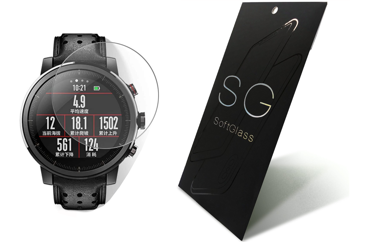 Пленка Samsung Watch 4 42 mm SoftGlass Экран