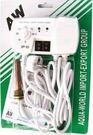 Блок управління циркуляційним насосом AQUA-WORLD SP-03