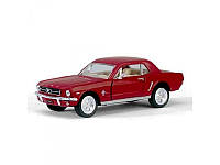 Коллекционная машинка Kinsmart Ford Mustang 1964 г. 5351