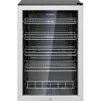 Большой холодильник для напитков Bomann 115 литров KSG 7283