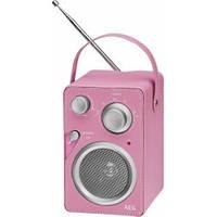 Радіоприймач AEG MR 4144 (рожевий)